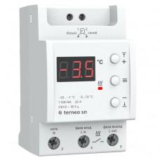 Терморегулятор terneo sn 32A