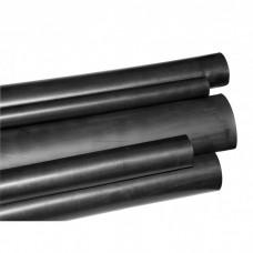 Трубка термоусаживаемая ТУТ 20/10 черная (КВТ)